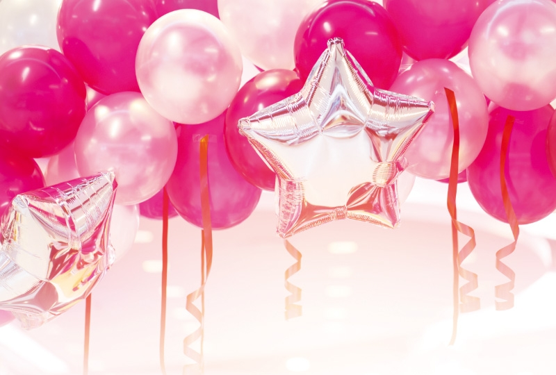 Photobooth backdrop Balloons